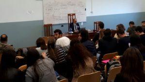 """UMG: successo per il seminario su """"Diritto, giustizia, conflitto nella canzone d'autore italiana"""""""