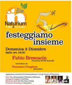 Buon compleanno Naturium! Cinque anni di impegno per il biologico in Calabria
