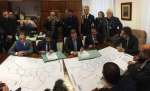 Calabria, passano sotto la gestione Anas circa 283 km di strade