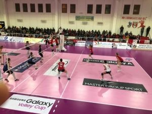Ritorno alla vittoria per il Volley Soverato, tre punti contro Roma