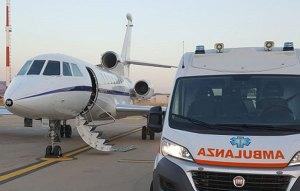 Neonato in pericolo di vita trasferito d'urgenza a Firenze con volo militare