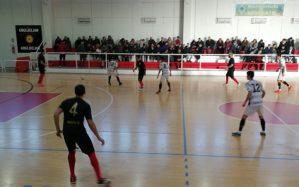 Calcio a 5   Club Quadrifoglio Soverato – Catanzaro Futsal 2-6