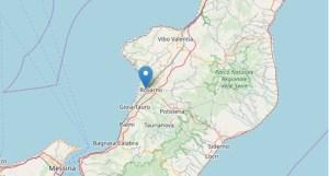 Tre scosse di terremoto nella notte in Calabria