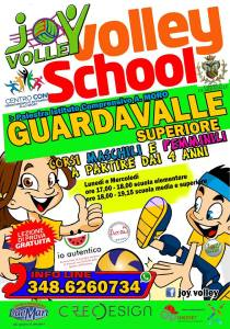 Successo per l'Open Day della Joy Volley a Guardavalle