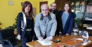 """Accordo di Collaborazione tra l'IIS """"E. Ferrari"""" di Chiaravalle e la Condotta Slow Food Soverato"""