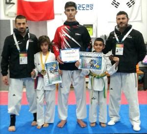 Due atleti badolatesi trionfano con il Taekwondo Athlon di Soverato
