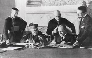 11 febbraio 1929, i Patti Lateranensi