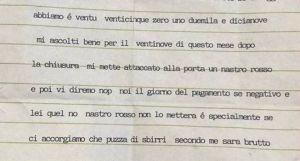 """'Ndrangheta in Emilia – Estorsioni con """"pizzini"""" sgrammaticati, arrestati tre fratelli calabresi"""
