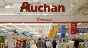 Auchan, nuove assunzioni di giovani