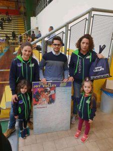 Joy Volley premiata dalla Tonno Callipo