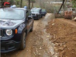 San Vito Jonio – Imprenditore agricolo denunciato per abusivo edilizio