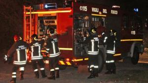 Incendio in un'azienda di catering, operaio muore carbonizzato