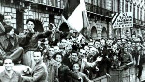 Che successe in Italia dopo l'aprile 1945?