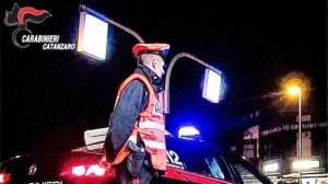 Controlli dei carabinieri nel catanzarese, quattro denunce