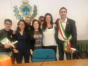Premiata a Soverato la giornalista Antonella Rubino con il Premio Nazionale del Tricolore