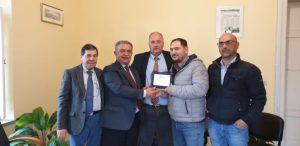 """Confesercenti Calabria premia il giovane barista di Dinami """"simbolo di resilienza"""""""