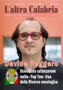Davide Ruggero, lo scienziato catanzarese leader della Ricerca oncologica negli Usa