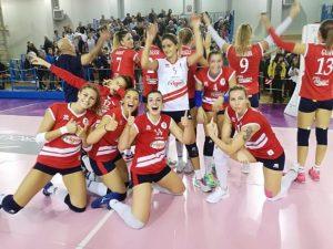Volley Soverato – Domani match di ritorno play off a Palmi con Caserta. Fischio alle ore 17