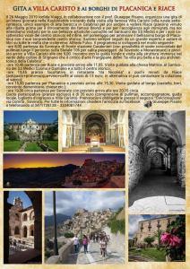 Gita da Soverato a Villa Caristo e ai borghi di Riace e Placanica