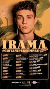 Summer Arena, Irama in concerto ad agosto a Soverato