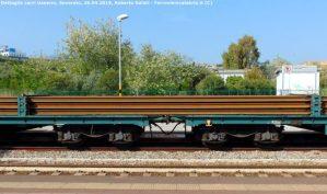 Avviati lavori di rinnovo della ferrovia tra Catanzaro Lido e Roccella Jonica