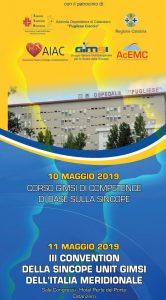 A Catanzaro il primo evento in Calabria dedicato alla Sincope