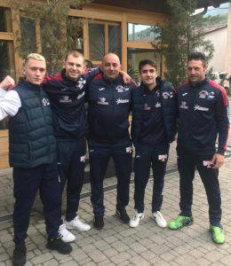 Pugilato – La ASD Group15 al Torneo Nazionale Elite II di Mondovì