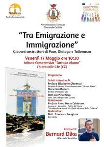Chiaravalle Centrale, incontro su emigrazione e immigrazione