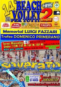 Quattordici volte Beach Volley per tutti, appuntamento a Soverato
