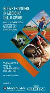 """A Soverato il """"Comess 2019"""", focus scientifico sulla medicina dello sport"""