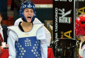 Il giovane calabrese Simone Alessio è campione del mondo di Taekwondo