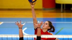 Volley Soverato – Arriva il posto 4 Chiara Mason