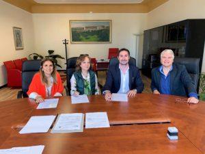 Asp Catanzaro: firmato accordo con il Comune di Soverato per utilizzo di immobili ad uso gratuito