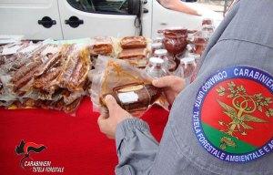 Sequestrati prodotti alimentari privi di tracciabilità, sanzioni