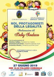 Giovedì 27 giugno sarà proclamato il baby sindaco di Girifalco