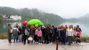 Quattordici studenti dell'I.C. di Squillace in Slovenia per un progetto Erasmus+