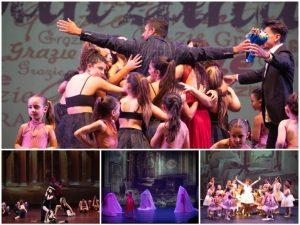 Successo per il saggio di fine anno della scuola AMA Danzando di Davoli Marina