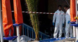 Ucciso in spiaggia davanti la moglie e decine di bagnanti, condannato a 30 anni
