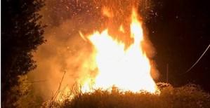 Badolato – Individuato mentre appiccava incendio, 61enne arrestato