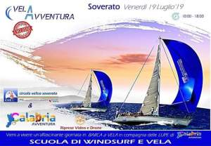 Venerdì 19 luglio il primo docu-reality CalabriAvventura a Soverato