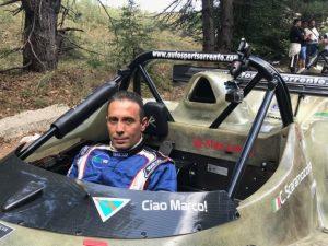 """Automobilismo. Il luzzese Danny Molinaro vince la 39esima edizione della """"Coppa Sila"""""""