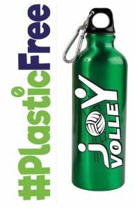 """Joy Volley lancia il progetto """"Plastic Free"""" in palestra"""