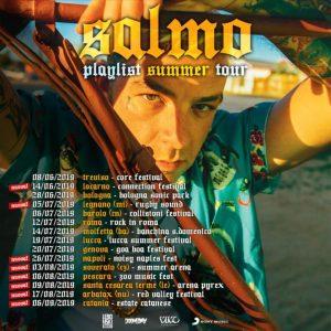 Soverato – Summer Arena, sold out per il concerto di domani di Salmo