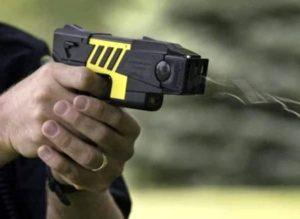 """SAP: """"Più sicurezza per le forze dell'ordine con la dotazione del TASER"""""""