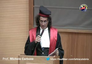 Catanzaro – Laurea honoris causa allo scienziato Premio Nobel, Bruce Alan Beutler