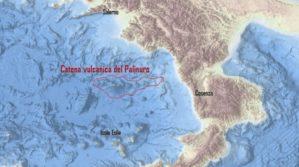 Scoperti tre nuovi vulcani davanti la costa tirrenica calabrese