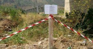 Discariche abusive, sequestrata area vicino il lungomare di Squillace