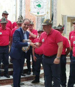 Chiaravalle Centrale, applausi e successo per il coro degli Alpini