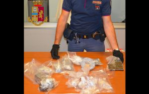Trovata e sequestrata droga, indagini in corso