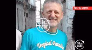 """Scomparso dal 13 agosto da Catanzaro, telefonata a """"Chi l'ha visto?"""" apre alla speranza"""